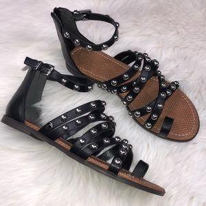Sam Edelman Black Cara Sandal